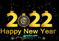 Happy New Year 2022 Image